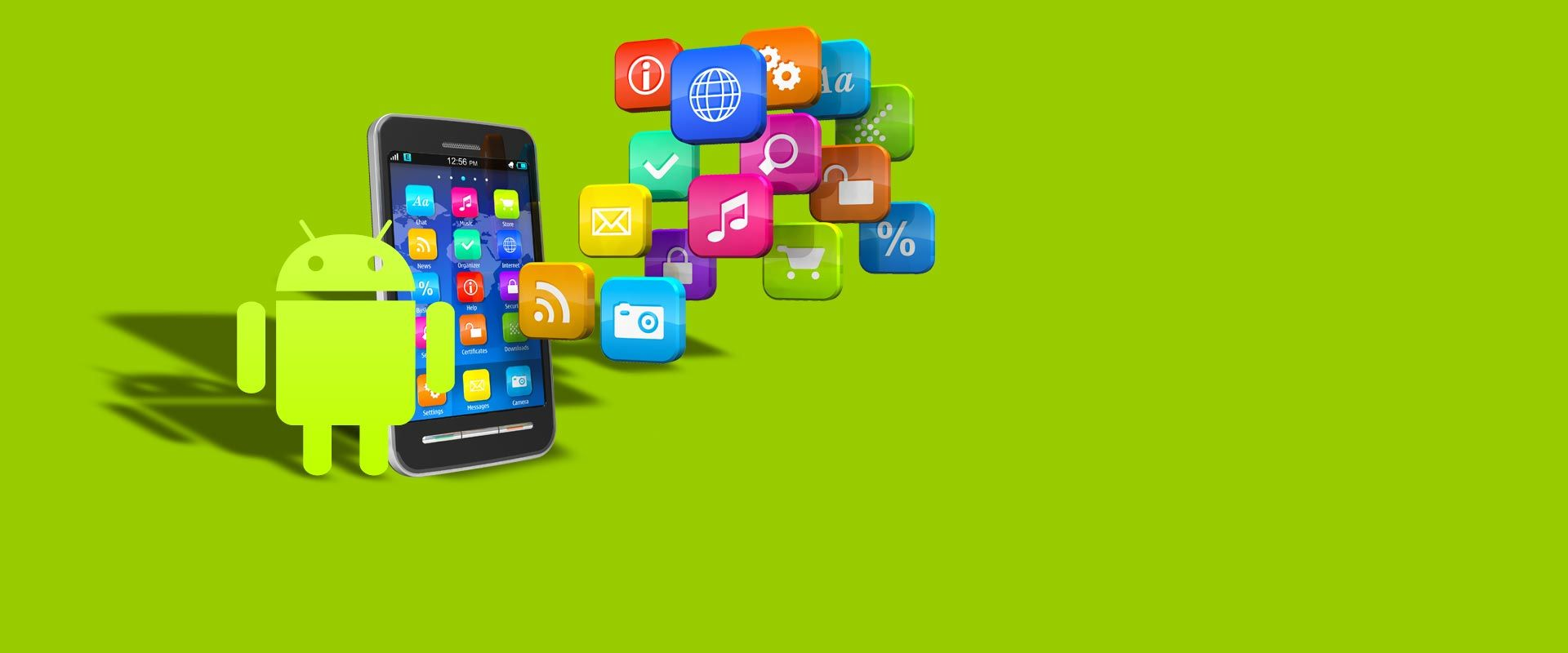 Android Application Development Company in Houston | Austin | Dallas | San Antonio | Atlanta