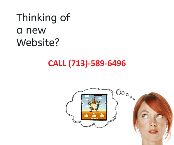 Thinking of a New Website?