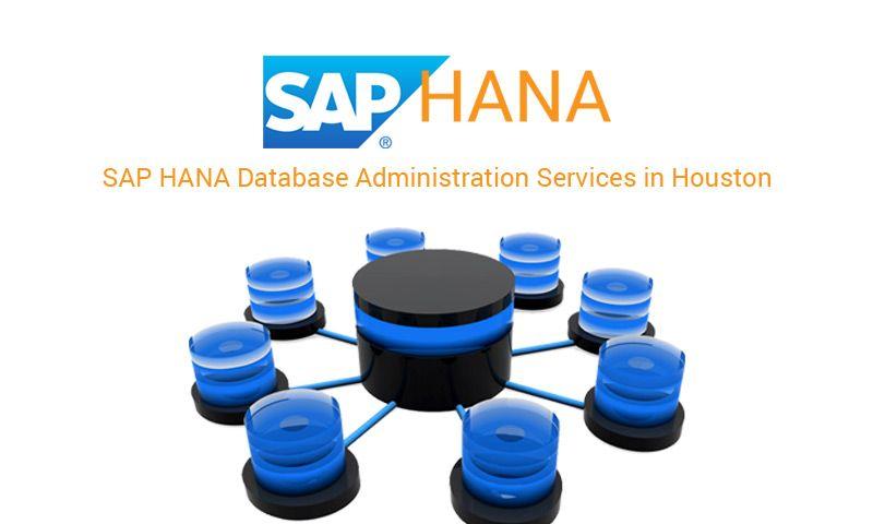 SAP HANA DATABASE ADMINISTRATION SERVICES IN HOUSTON